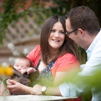 Mummy, Daddy & Austin